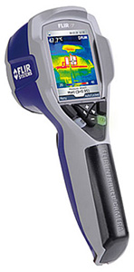 Thermal Imager -  Energy audit infrared inspection