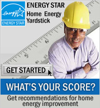 Click anywhere on the page to CLOSE the Energy Star Home Energy Yardstick